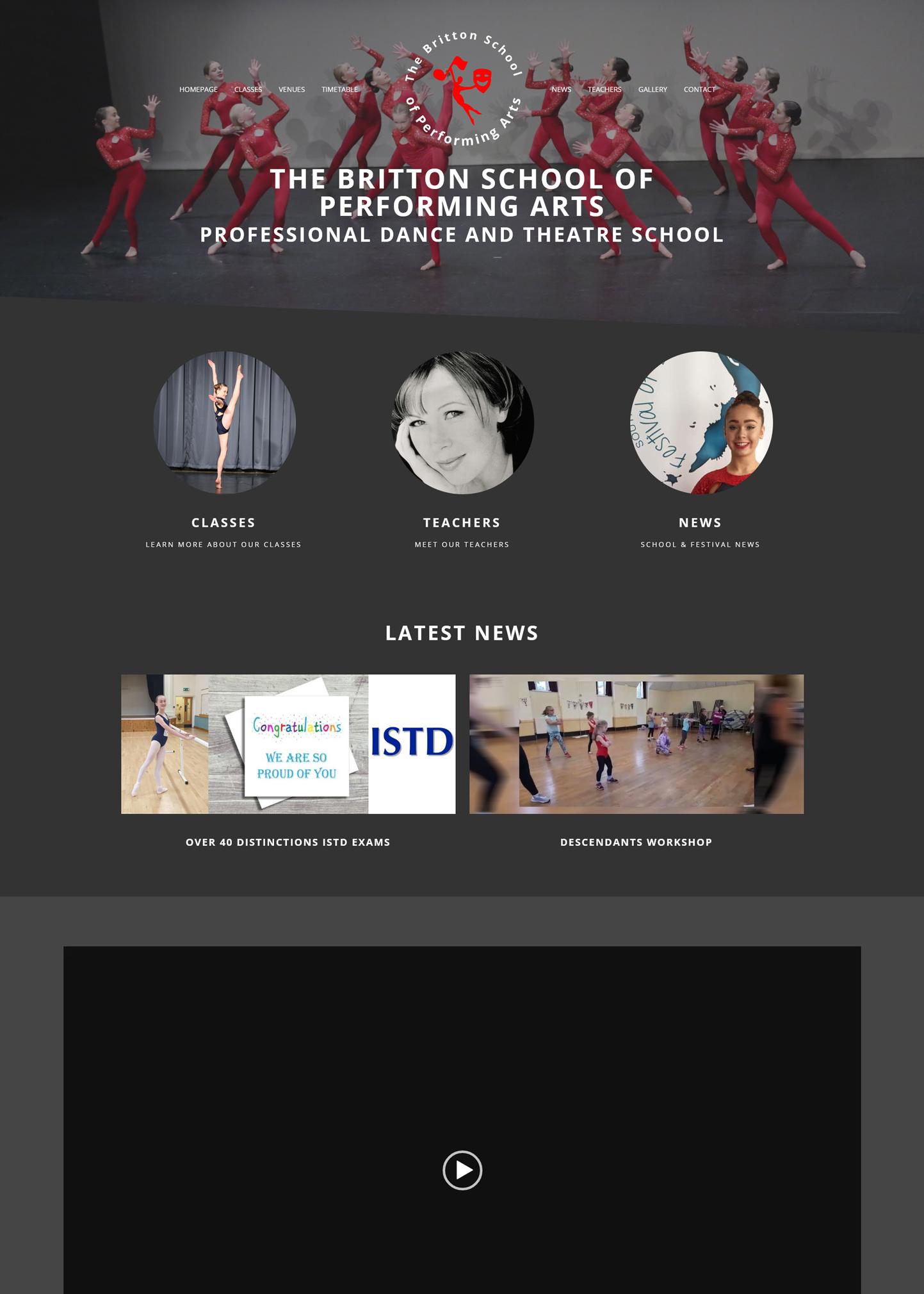 Britton School of Performing Arts